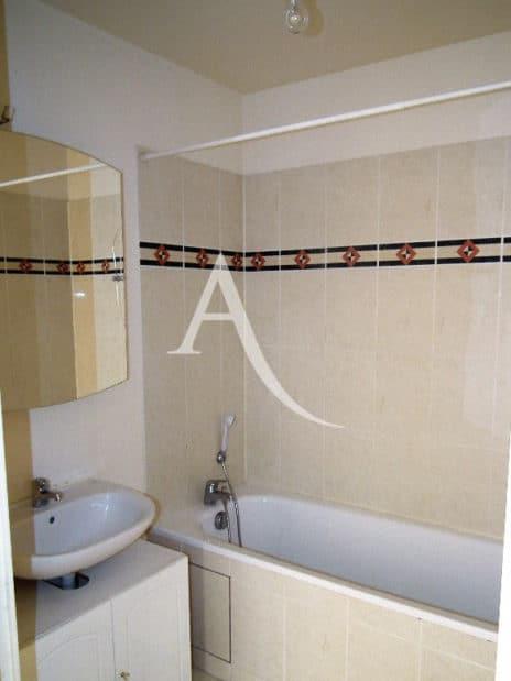appartement à vendre à alfortville: 2 pièces 39 m², salle de bain, baignoir, wc séparés