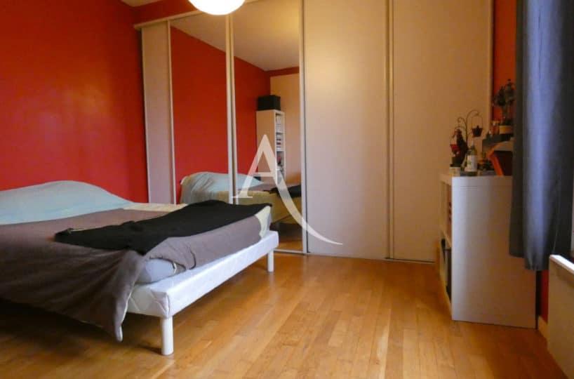achat appartement alfortville: 2 pièces 32 m², chambre à coucher avec grande penderie, centre ville