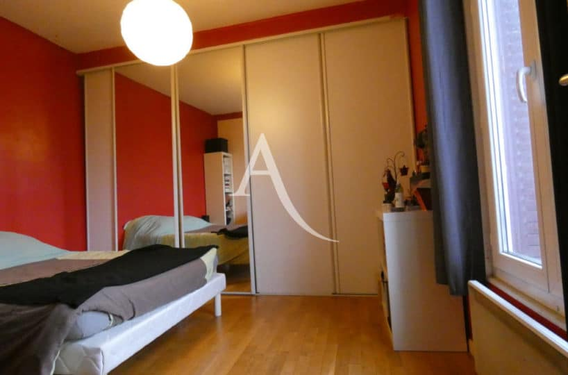 appartement a vendre alfortville: 2 pièces 32 m², armoire / penderie dans la chambre
