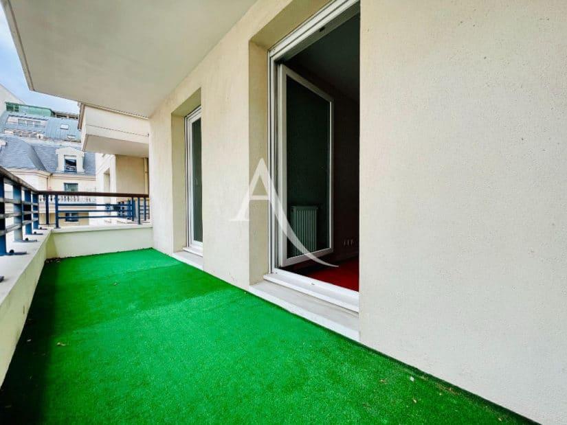 appartement à vendre à charenton le pont: 3 pièces 62 m², grand balcon dans les chambres