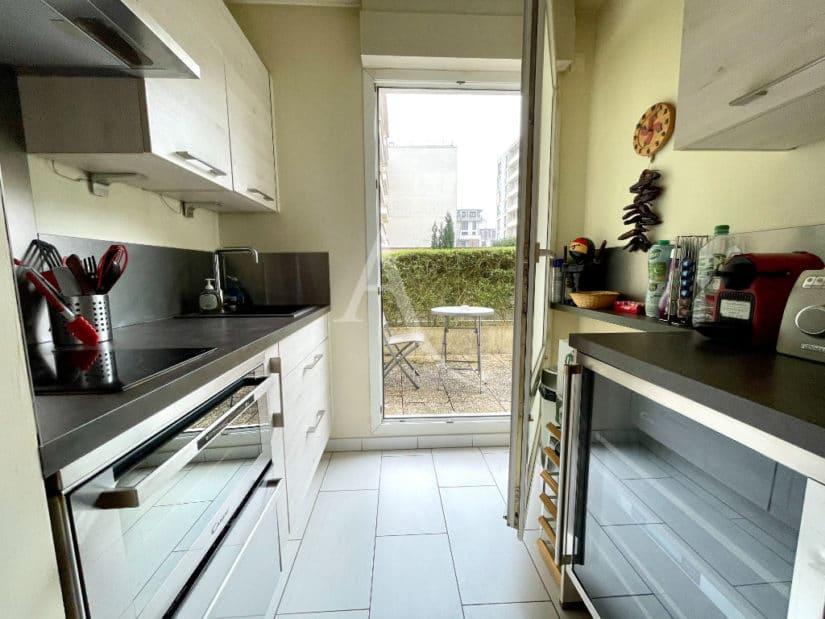 achat appartement maison alfort: 2 pièces 47 m², cuisine équipée et aménagée