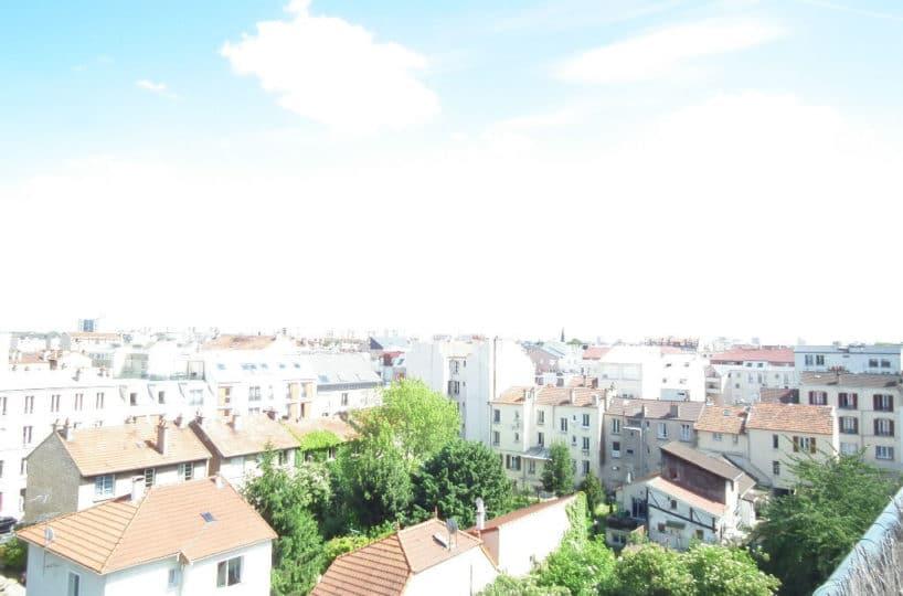 vente appartement 2 pieces alfortville: 2 pièces 38 m², terrasse 30 m², 4° étage / 4, ascenseur