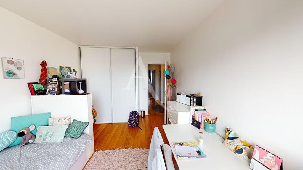 appartement à vendre à alfortville: 4 pièces 92 m², 2° chambre avec armoire encastrée