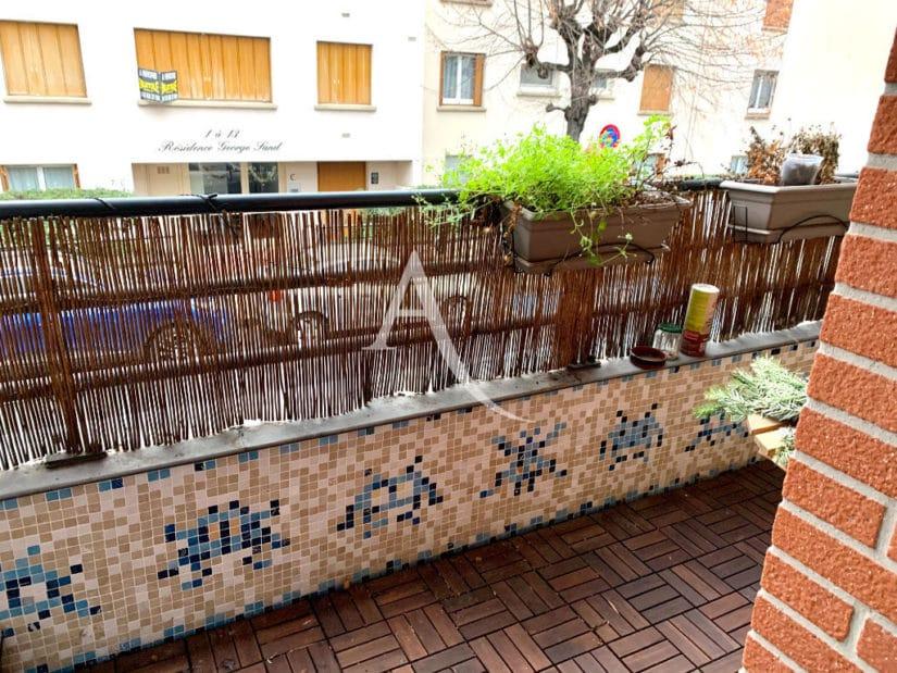 achat appartement maison alfort: 3 pièces 62 m², beau balcon situé côté ouest