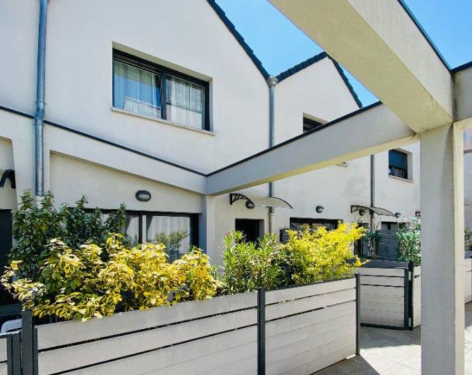 achat appartement alfortville: 3 pièces 71 m², duplex 3 pièces 71 m², type loft, au calme, donnant sur cour, proche toutes commodités