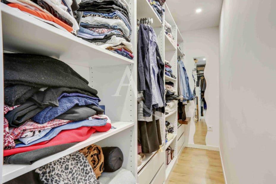 alfortville immobilier: 3 pièces 71 m², grand dressing, nombreux rangements