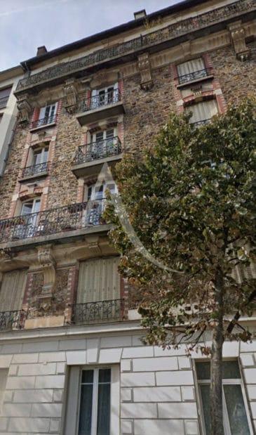 achat appartement alfortville: 3 pièces 55 m² dans secteur très prisé du quartier des fleurs, à 3 minutes du proche rer d