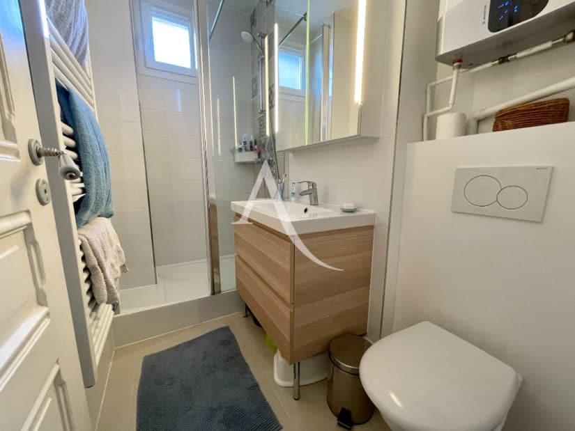 immobilier neuf alfortville: 3 pièces 55 m², salle d'eau avec douche et wc