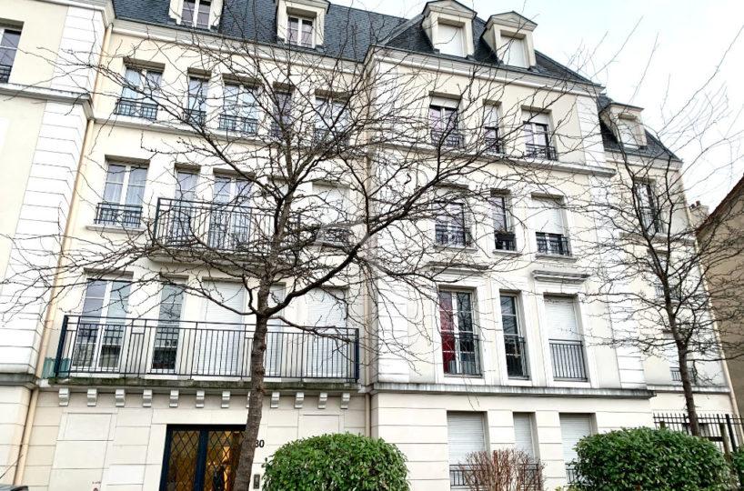 appartement à vendre maisons-alfort: 3 pièces 68 m², résidence de standing, terrasse de 7 m² exposée sud, centre mairie