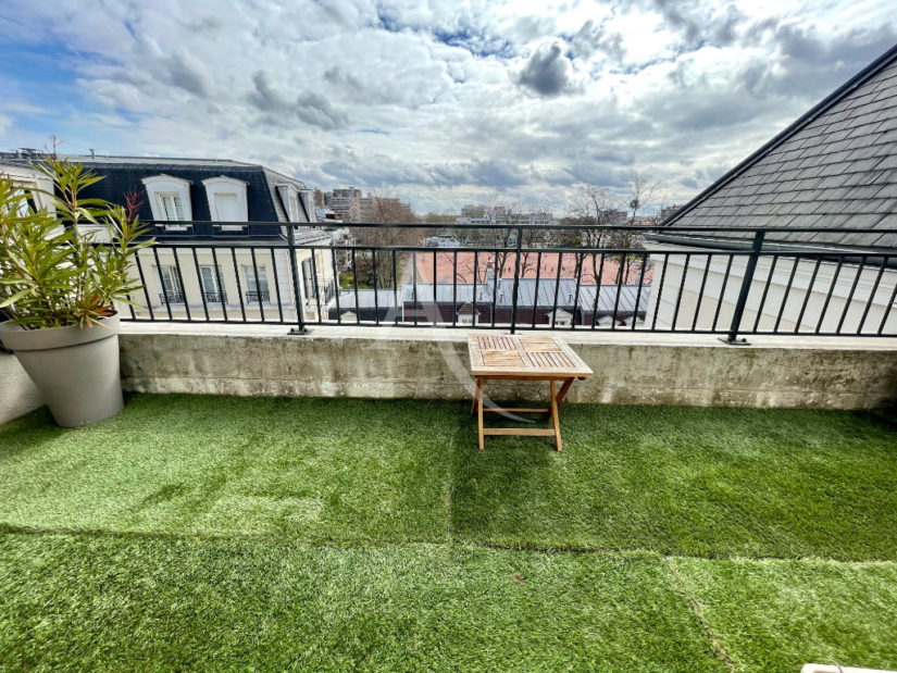 achat appartement maison alfort: 3 pièces 68 m², terrasse 7 m², 4° étage / 4 ascenseur