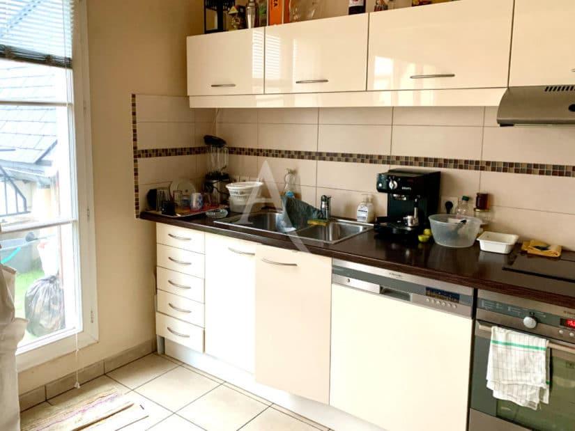 vente appartement maison alfort: 3 pièces 68 m², cuisine américaine aménagée
