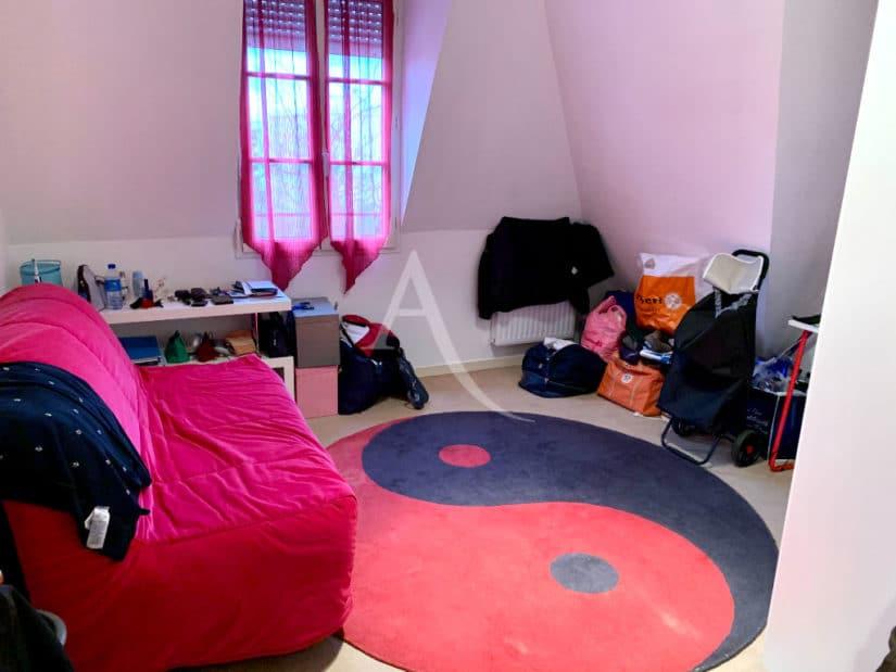 appartement à vendre à maisons-alfort: 3 pièces 68 m², 1° chambre à coucher, canapé