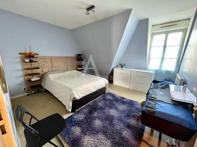 appartement a vendre maisons alfort: 3 pièces 68 m², 2° chambre à coucher, lit double
