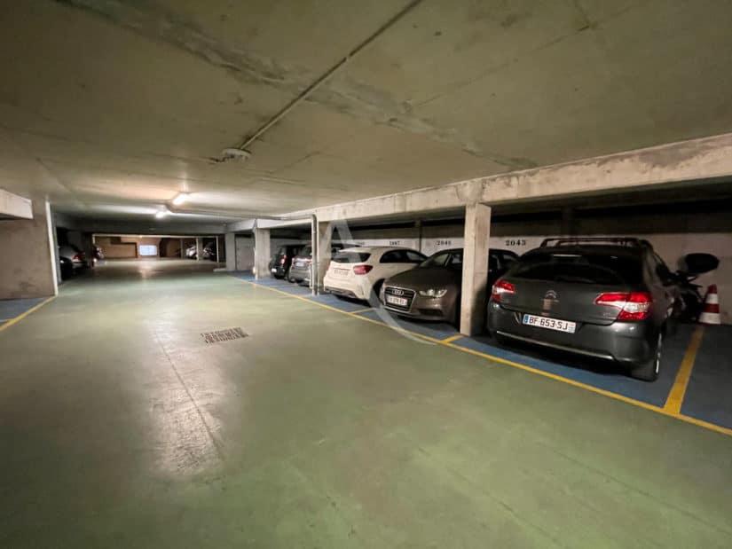 agence immobilière maison alfort: 3 pièces 68 m², parking privé et sécurisé au sous-sol
