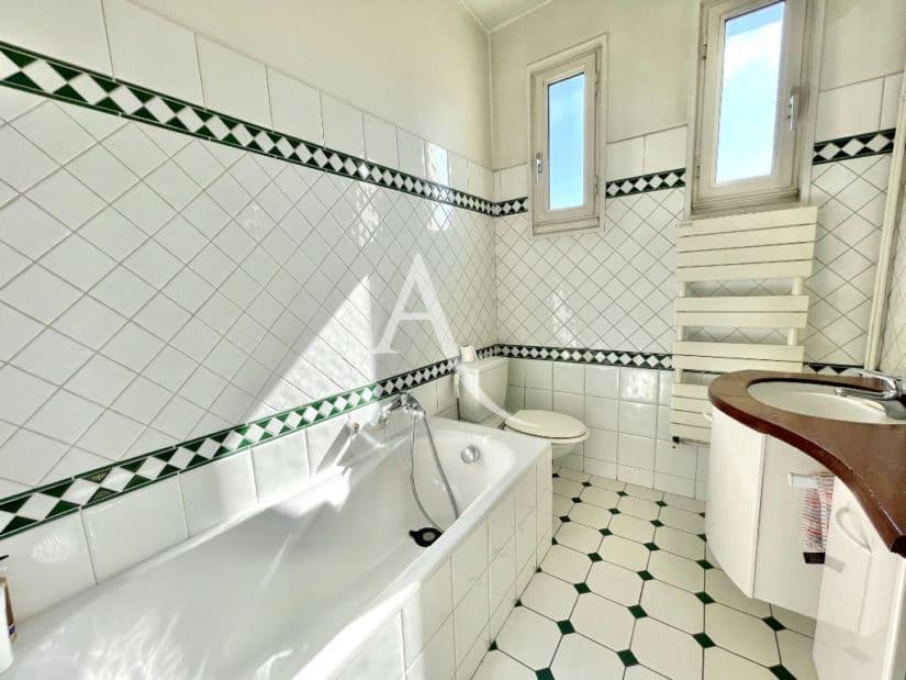 achat maison maisons alfort: 6 pièces 120 m², 1° salle de bain avec baignoire
