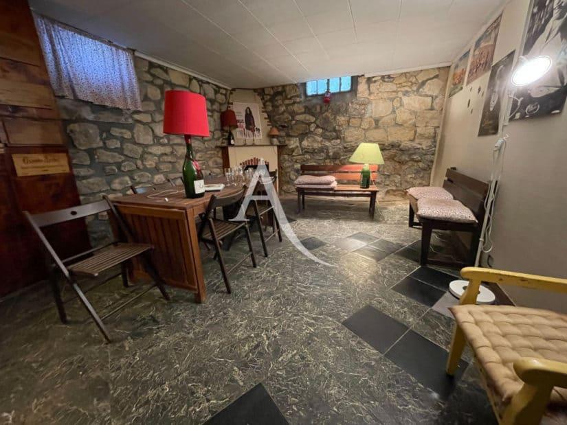 maison alfort stade: 6 pièces 120 m², belle pièce avec cheminée
