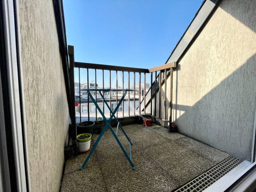 agence immo charenton le pont: 3 pièces 76 m², balcon avec vue dégagée, sans vis-à-vis
