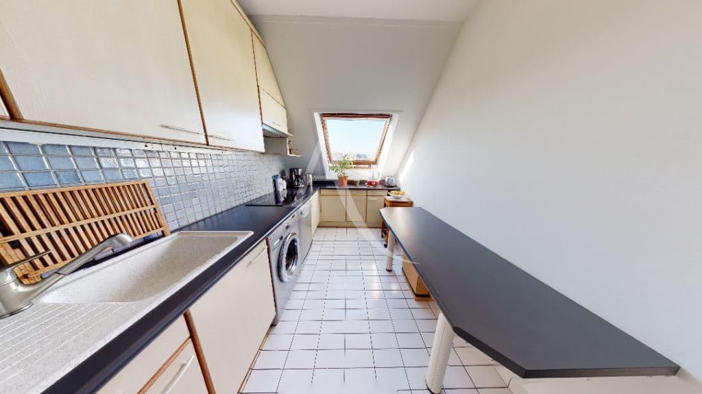 vente appartement 94220: 3 pièces 76 m², cuisine indépendante aménagée, plan de travail
