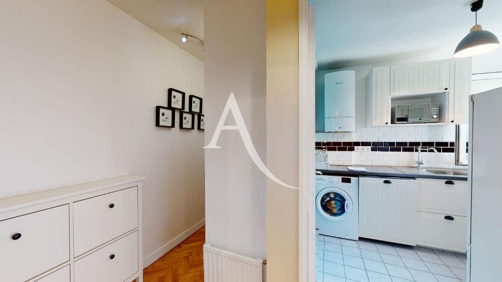 agence immo alfortville: 2 pièces 50 m², entrée avec penderie et commode