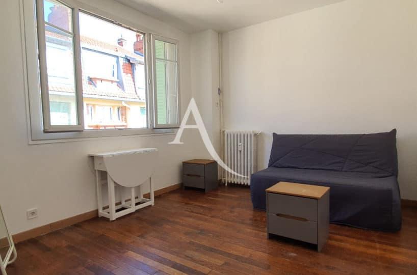 achat studio alfortville: 21 m², belle pièce de vie avec parquet au sol, centre ville