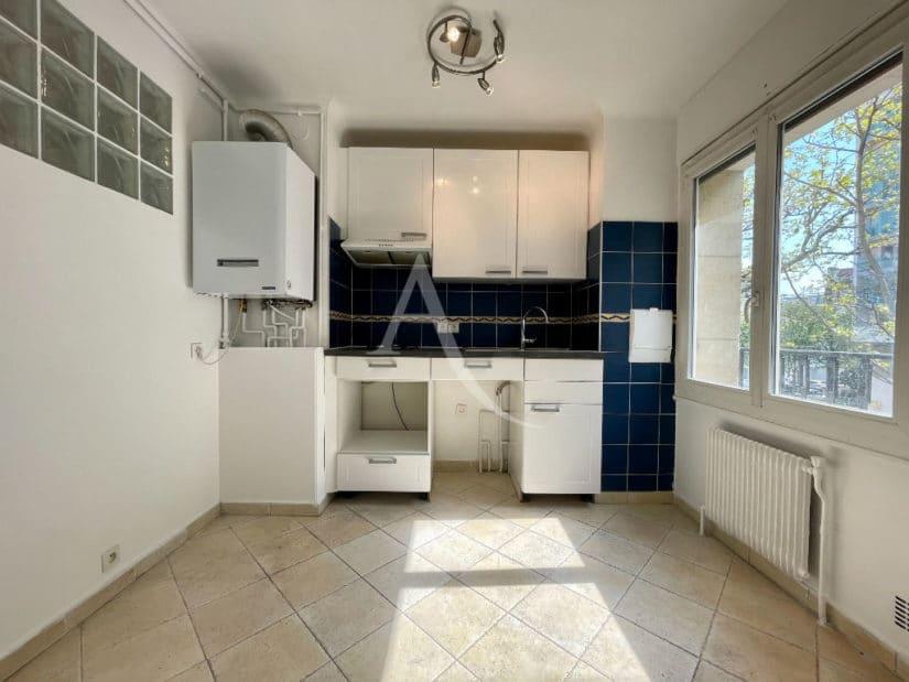 appartement à vendre charenton le pont: 2 pièces 43 m², cuisine avec nombreux rangements