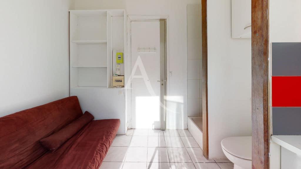achat studio alfortville: 9 m² lumineux, meublé tout confort, excellent état général