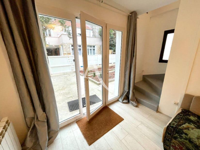 vente maison charenton le pont: 3 pièces avec studio indépendant, terrasse et jardin
