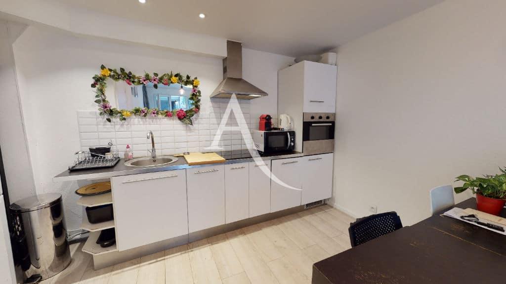 vente maison charenton: 3 pièces + studio, coin salle à manger / cuisine