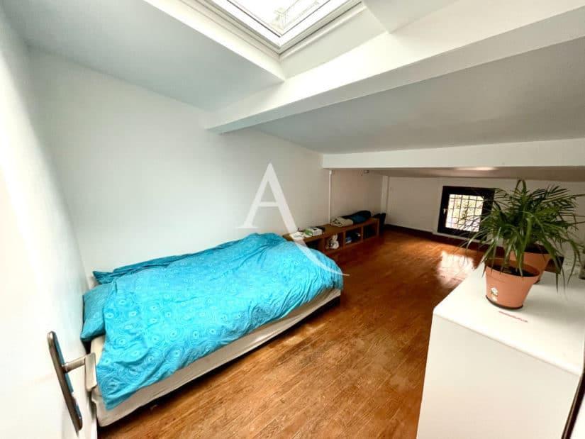vente maison à charenton: 3 pièces + studio, seconde chambre à l'étage