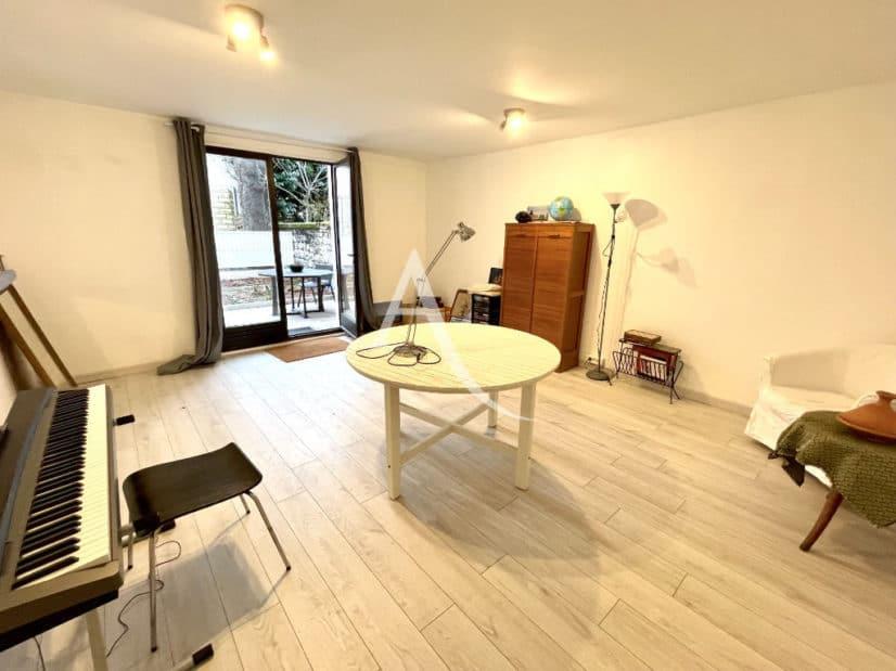 vente maison à charenton-le-pont: 3 pièces + studio, aperçu du studio indépedant