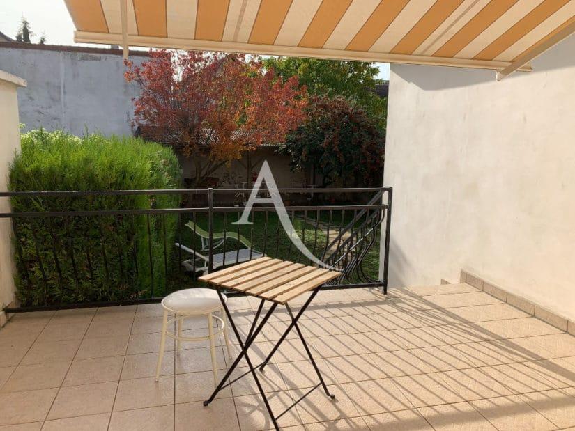maison a vendre maison alfort: 7 pièces 191 m², superbe terrasse sur le jardin