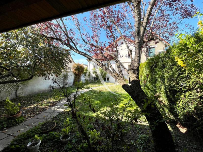 achat maison maisons alfort: 7 pièces 191 m², terrain de 304 m² avec abri jardin