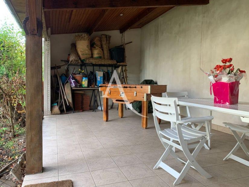 maison alfort immobilier: maison 7 pièces 191 m², terrasse, espace de jeux, rangements