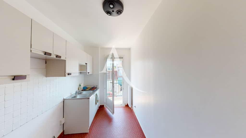 appartement à vendre à alfortville: 3 pièces 65 m², cuisine indépendante avec placards