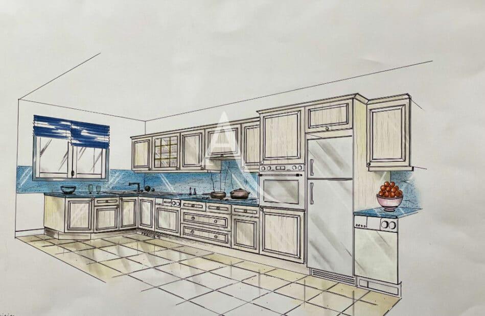 appartement à vendre charenton-le-pont: 4 pièces 83 m², possible transformation de la cuisine
