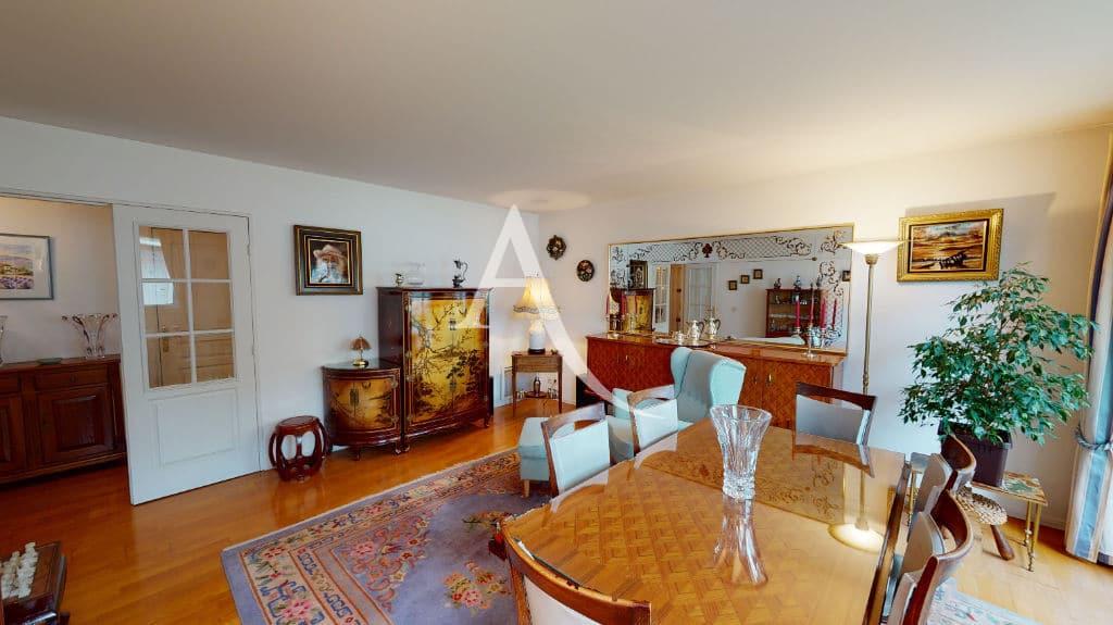 charenton vente appartement: 4 pièces 83 m², coin salle à manger dans le séjour