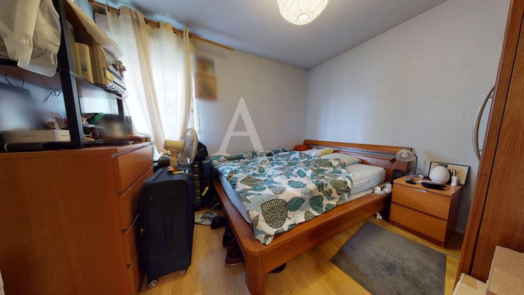 agence immobilière ouverte le samedi: 2 pièces 38 m², chambre à coucher, lit double