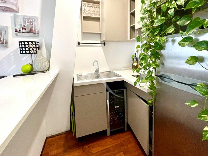 appartement à vendre à charenton-le-pont: 2 pièces 38 m², cuisine ouverte et aménagée