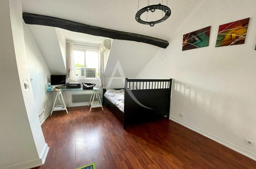 appartement à vendre charenton: 2 pièces 38 m², chambre à coucher, lit double, bureau