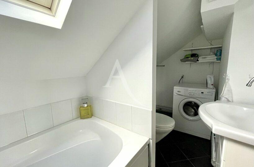 appartement à vendre à charenton le pont: 2 pièces 38 m², salle de bain, baignoire et wc