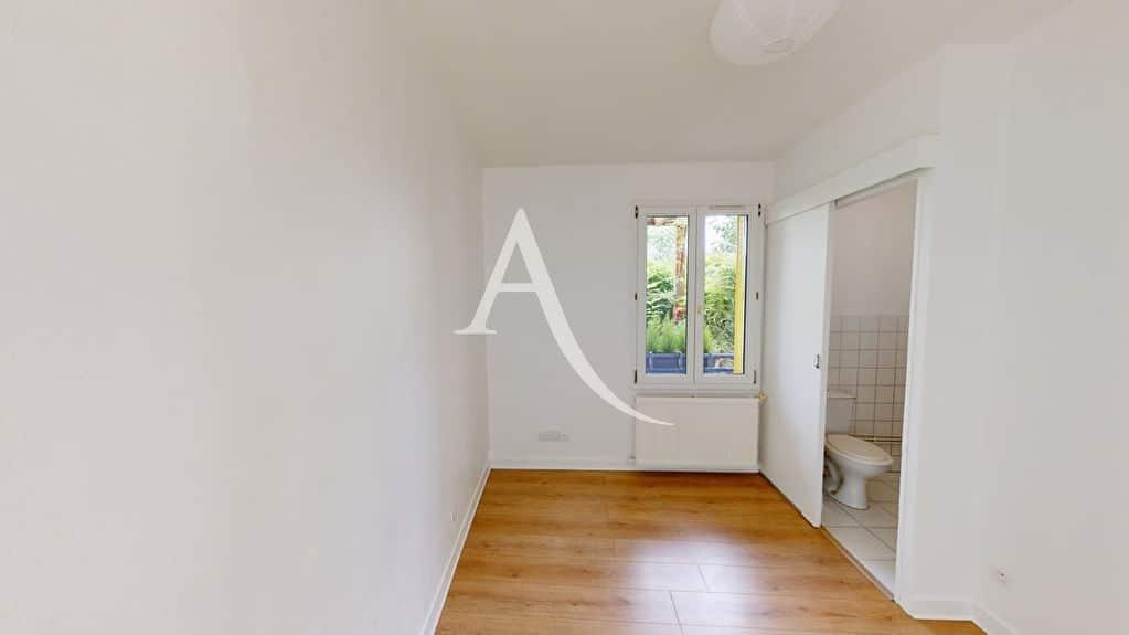 appartement à vendre à alfortville: 2 pièces 39 m², chambre à coucher avec salle d'eau