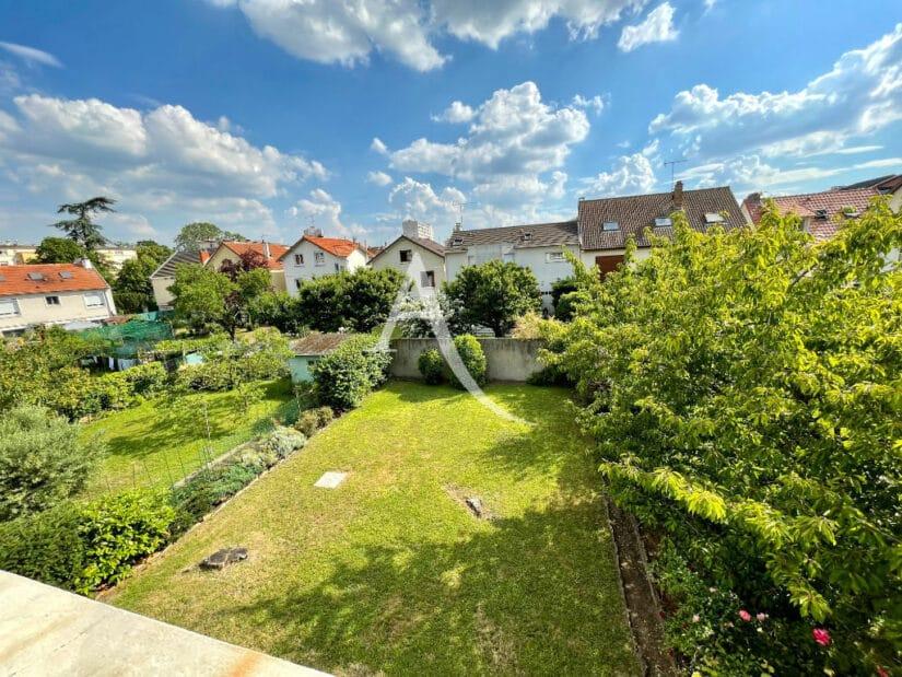estimation maison maisons-alfort: 5 pièces 111 m², belle parcelle arborée de 396 m²