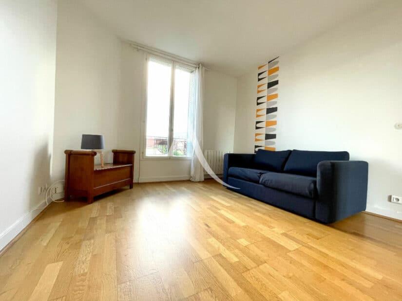 agence immobilière maison alfort: 2 pièces 35 m², quartier pavillonnaire marc sangnier, proche métro julliottes