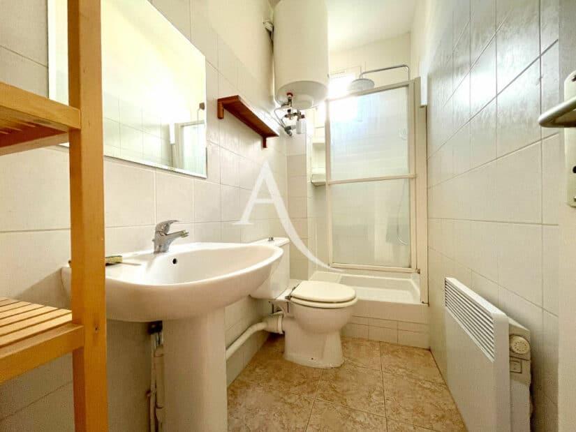 appartement à vendre maisons-alfort: 2 pièces 35 m², salle d'eau avec douche et wc