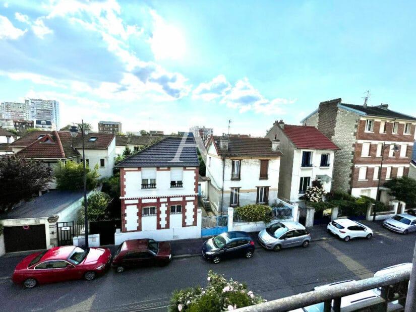 vente appartement 2 pieces maisons alfort: 2 pièces 35 m², quartier pavillonnaire marc sangnier