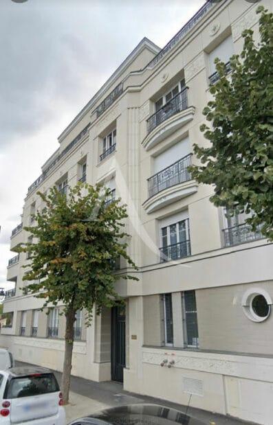 agence immobilière maison alfort: duplex 4 pièces 91 m² avec belle terrasse et parking, entre le rer d et métro ligne 8