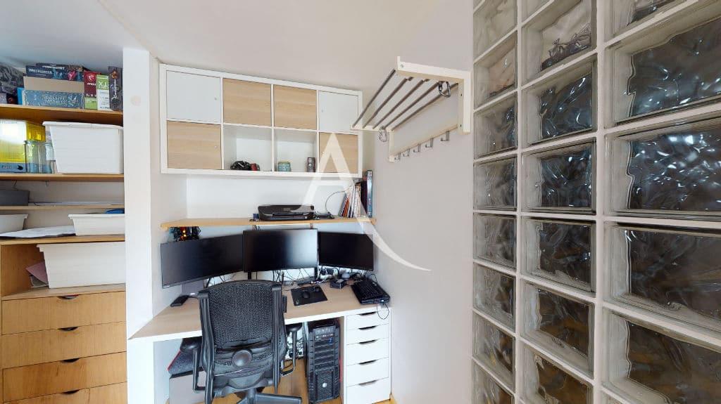 appartement à vendre maisons-alfort: 3 pièces 61 m², entrée avec son coin bureau