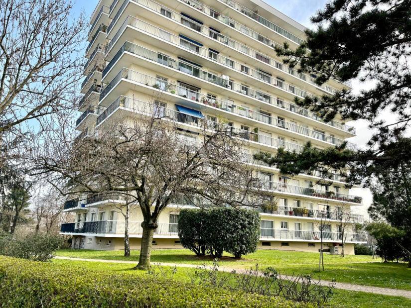 agence immo maison-alfort: 3 pièces 61 m², résidence calme avec gardien