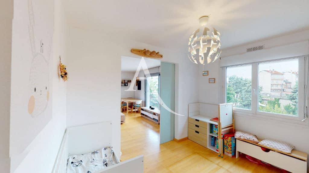 appartement a vendre maisons alfort: 3 pièces 61 m², chambre à coucher enfant, lit simple