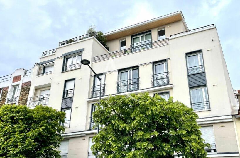 appartement à vendre maisons-alfort: 3 pièces 67 m² lumineux, secteur stade, proche de toutes commodités